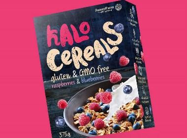 Kalo Cereals & Oats and new packaging包装设计  摩尼视觉分享