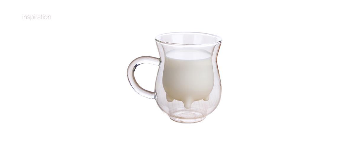 牛奶瓶产品设计