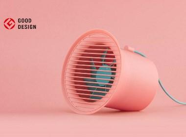 Desktop fan产品设计欣赏