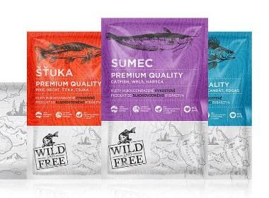 Wild and Free packaging design包装设计   摩尼视觉分享