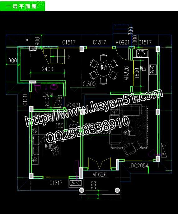 造价21万挑空客厅三层独栋别墅设计图,占地面积非常小