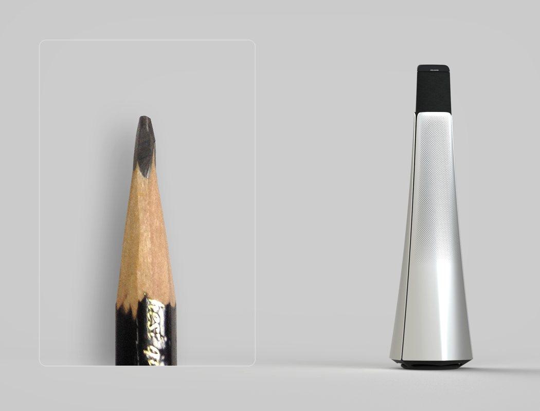 B&O铅笔扬声器