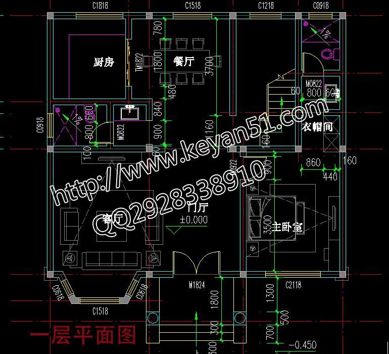 本套图纸有56张施工图和1张效果图。 三层 砖混结构 主体造价:25-30万 开间:11.2米 进深:9.9米 占地面积:112.88平方米 建筑面积:318.6平方米 一 层:门厅、厨房、餐厅、卫生间、客厅、主卧室(衣帽间、卫生间) 二 层:儿童房、客厅、卫生间、阳台、书房、主卧室(卫生间)、卧室 三 层:主卧室(卫生间、阳台)、书房、儿童房、露台、卫生间