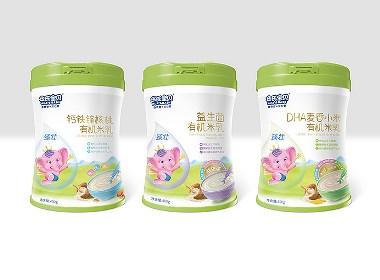 华氏宝贝—婴幼儿有机米乳