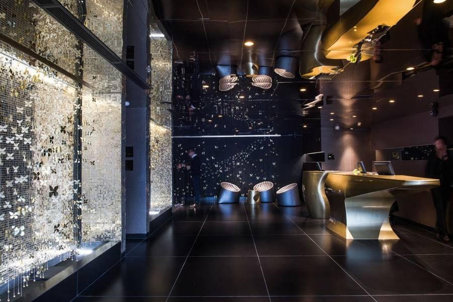 W精品酒店--中卫精品酒店装修设计公司--古兰装饰