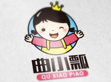 曲小瓢logo设计