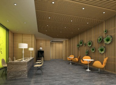 JNH嘉年华--中卫精品酒店装修设计公司--古兰装饰