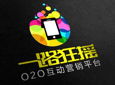 一路狂摇logo