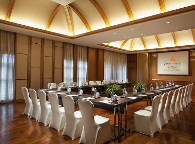 安纳塔拉度假酒店--吴忠酒店装修设计公司--古兰装饰