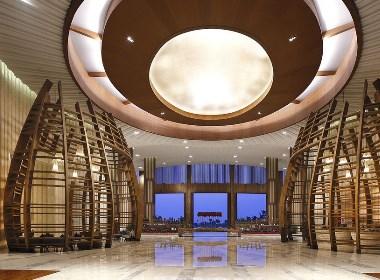 海棠湾天房洲际度假酒店--吴忠酒店装修设计公司--古兰装饰