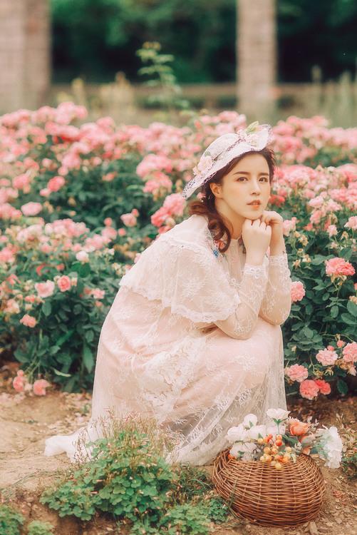 秘密花园—人像摄影