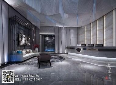 云朵假日酒店原创设计案例赏析——成都专业酒店设计公司|古兰装饰
