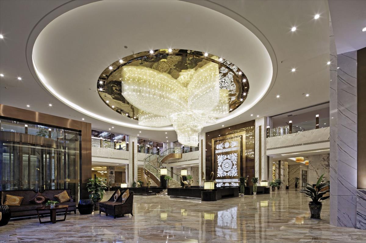 郑州精品酒店设计 盛世精品酒店设计