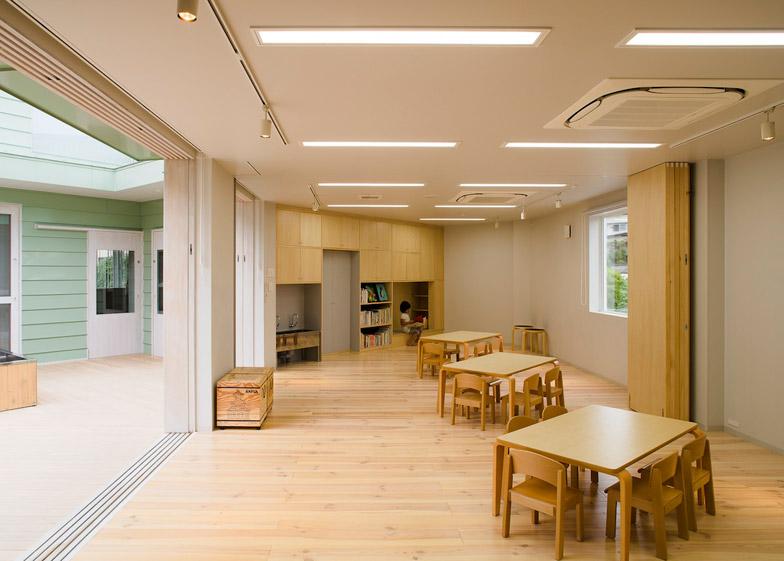 HAKEMIYA幼儿园--楚雄幼儿园装修设计公司--古兰装饰