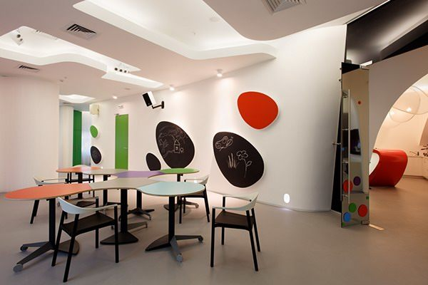 Pampa Green幼儿园--楚雄幼儿园装修设计公司--古兰装饰