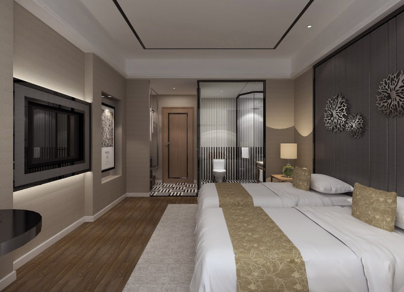 JNH嘉年华--蒙自精品酒店装修设计公司--古兰装饰