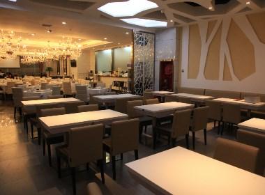 餐饮空间设计——蜀味源酒楼