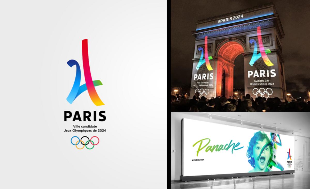 巴黎2024年奥运会LOGO设计