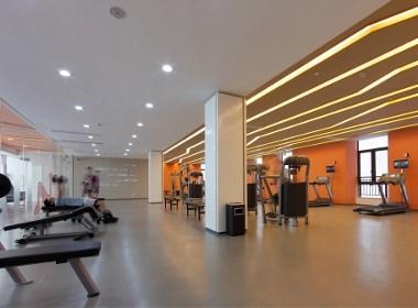 sports健身俱乐部--香格里拉健身房装修设计公司--古兰装饰