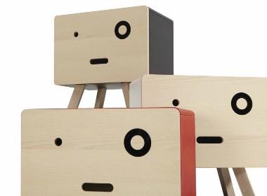 拟物拟人化的家具欧模网分享