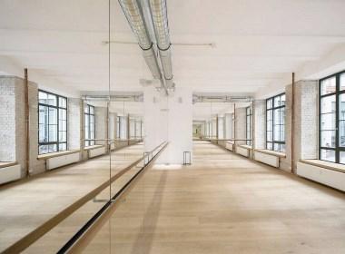 STY健身房--香格里拉健身房装修设计公司--古兰装饰