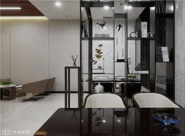 青岛融创淄博售楼处设计——INHOUSE设计