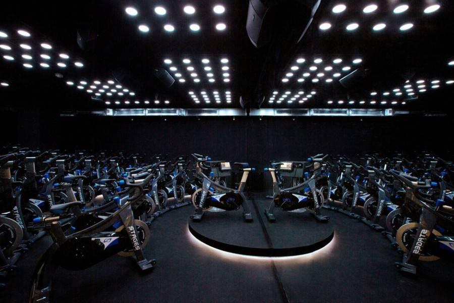 STY健身房--香格里拉健身房装修设计公司--古