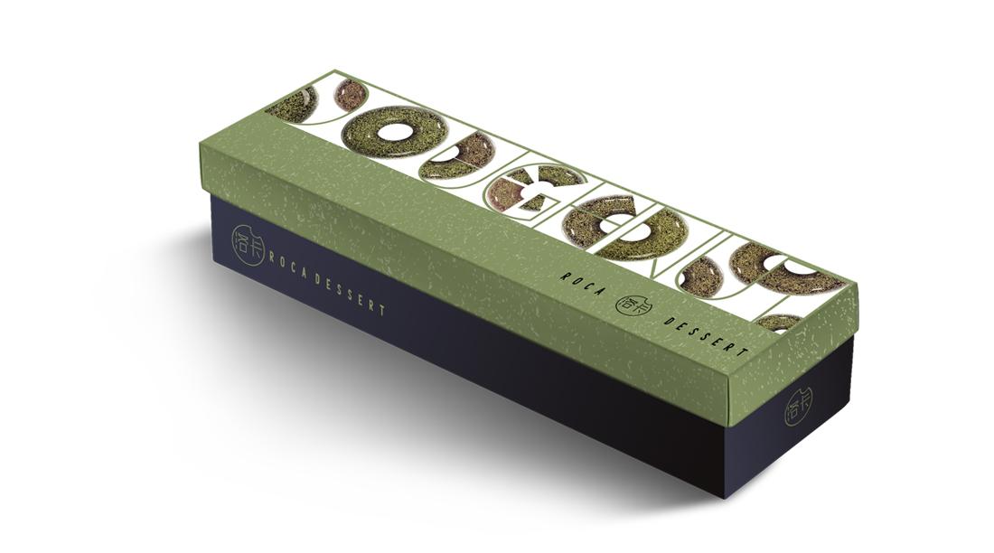 ROCA洛卡甜品包装——灵犊设计LINGDU DESIGN