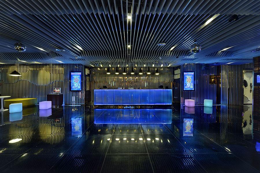 凯奇KTV-贵州专业特色KTV装修设计公司-古兰装饰
