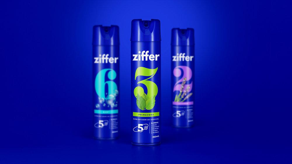 Ziffer 产品包装设计