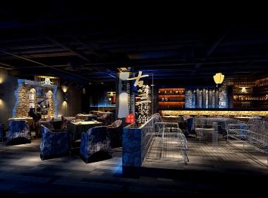 98n-clup酒吧设计--文山酒吧装修设计公司--古兰装饰