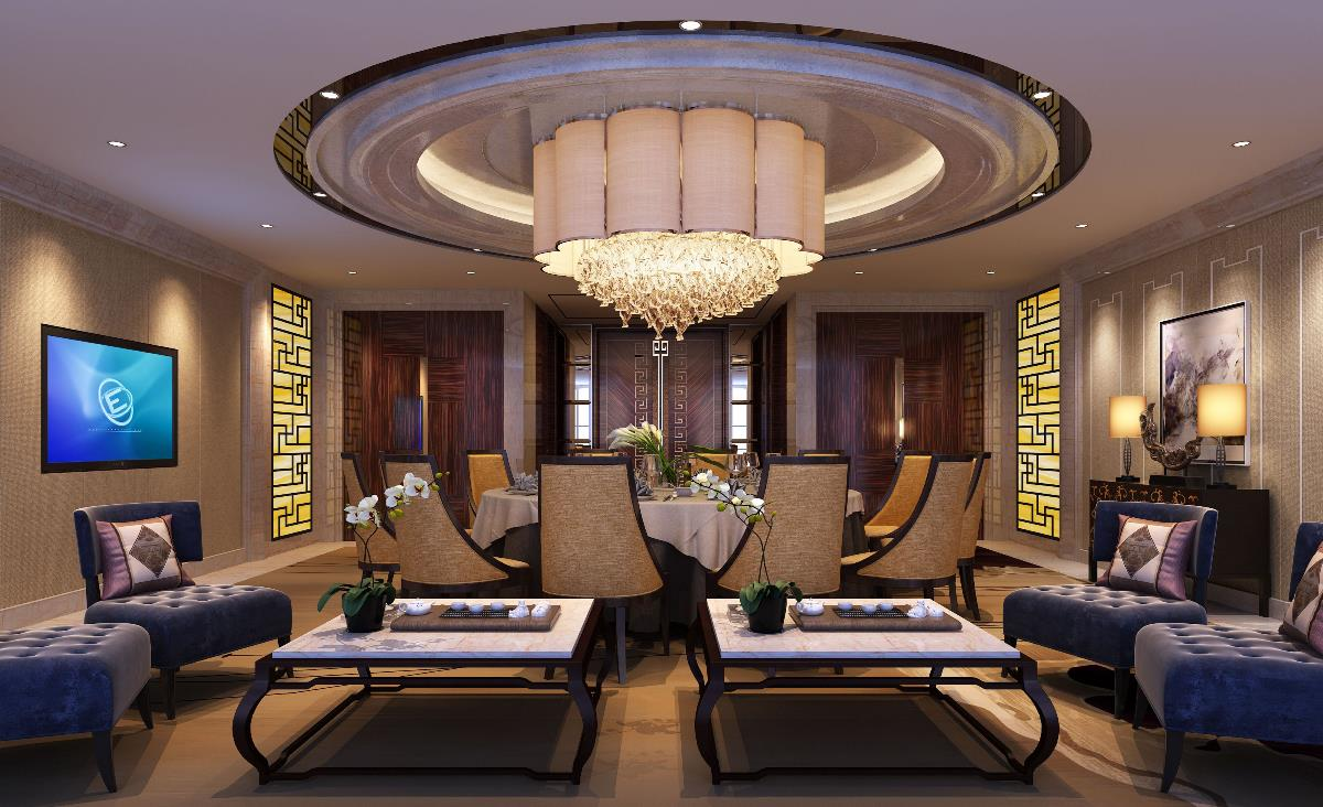 洛阳精品酒店设计 富源精品酒店设计