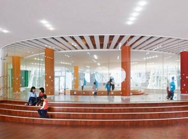 Loop国际幼儿园--芒市幼儿园装修设计公司--古兰装饰