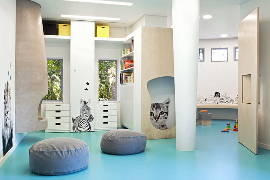 THE KING早教中心-合作专业特色早教中心装修设计公司-古兰装饰