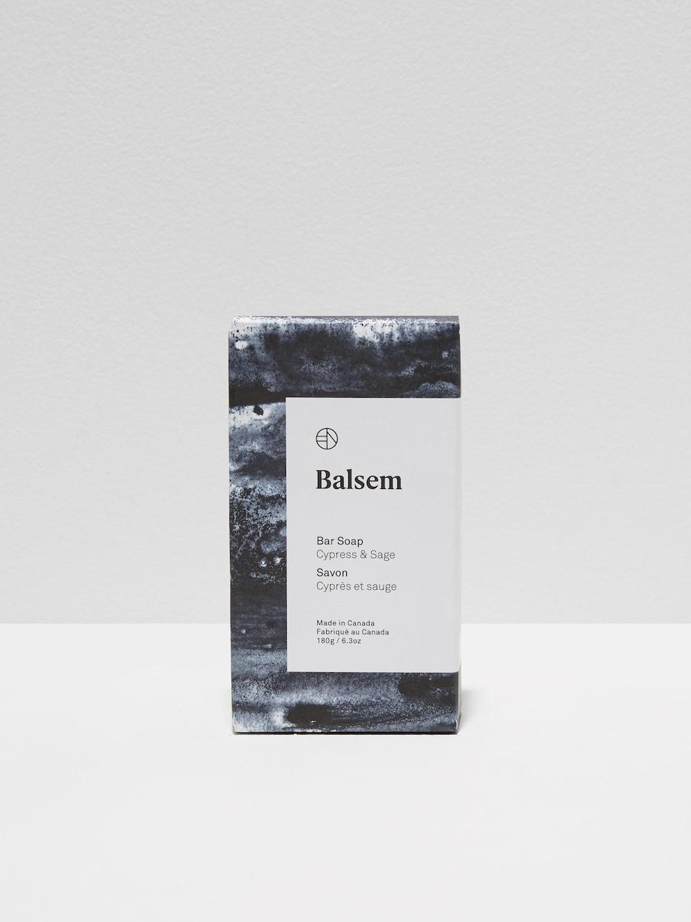 Balsem 产品包装设计