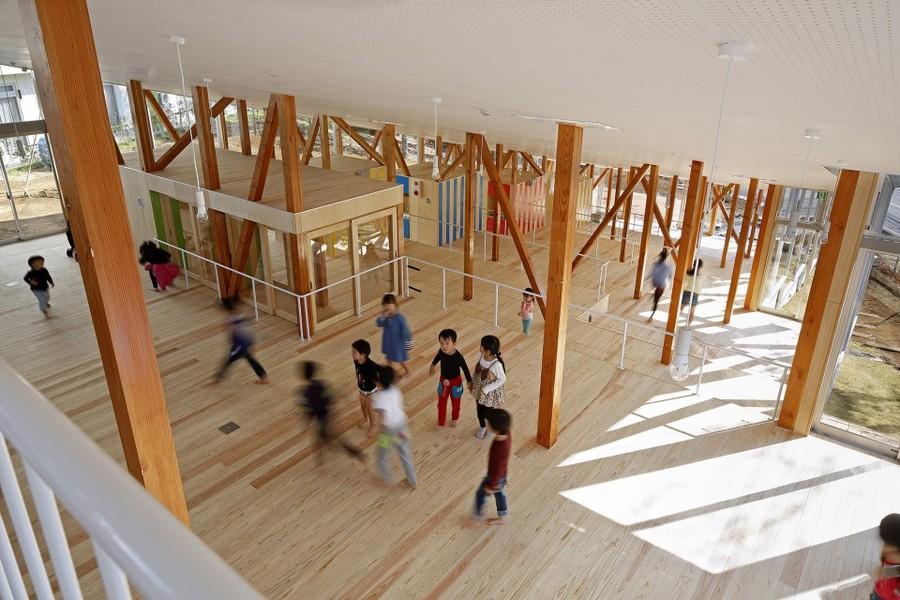 乐而思早教-合作专业特色早教中心装修设计公司-古兰装饰