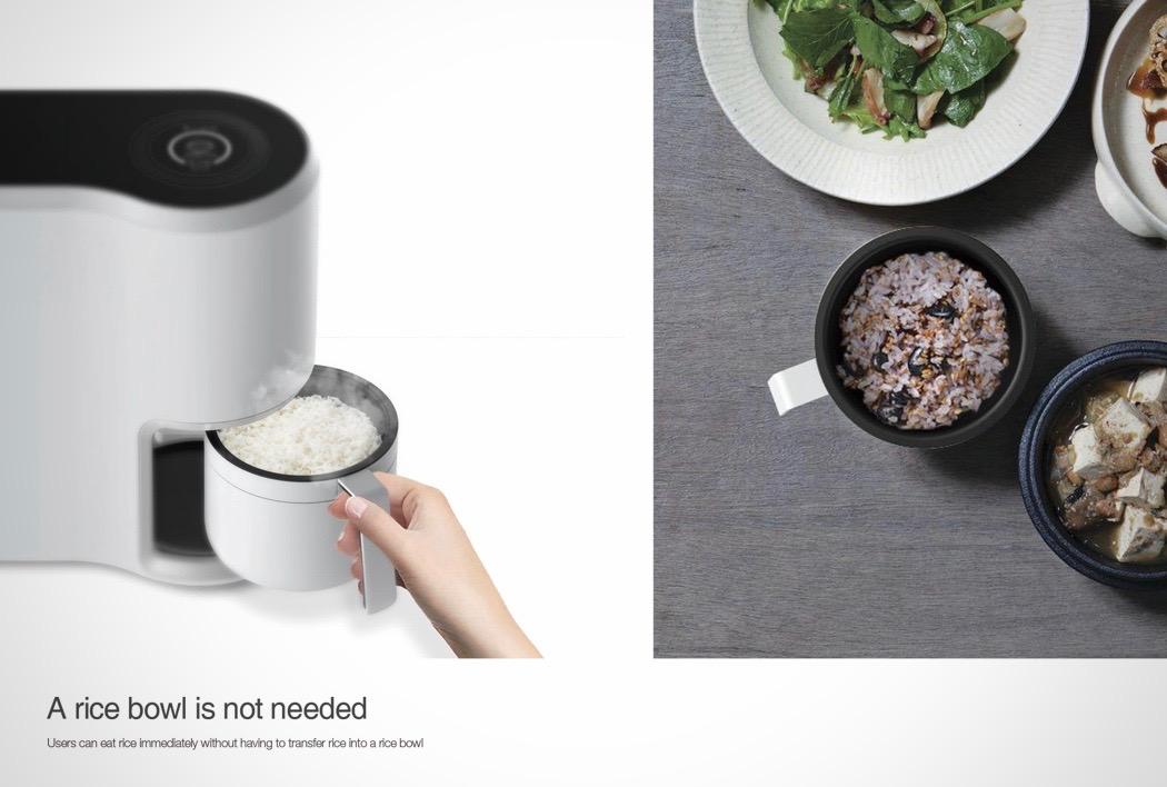 这是未来的电饭煲,我喜欢