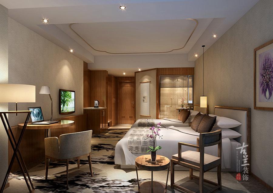 《品香四季酒店》原创设计-成都专业酒店设计公司|古兰装饰