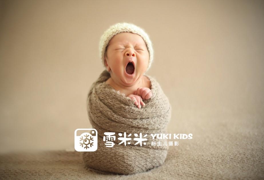 新生儿童摄影品牌LOGO设计