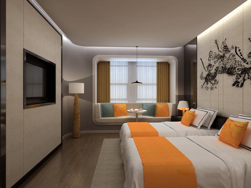 JNH嘉年华--玉溪精品酒店装修设计公司--古兰装饰