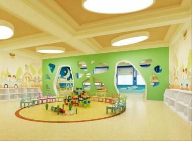 四运东岸美庐幼儿园-临夏专业特色幼儿园装修设计公司-古兰装饰