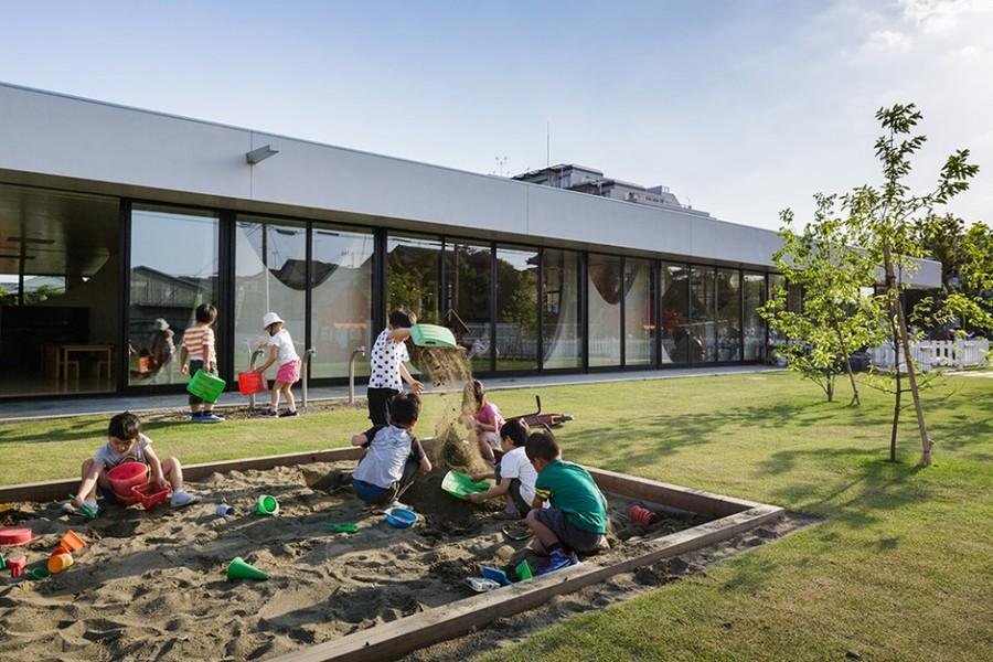 自然美幼儿园-临夏专业特色幼儿园装修设计公司-古兰装饰