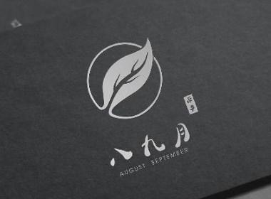 八九月茶事logo