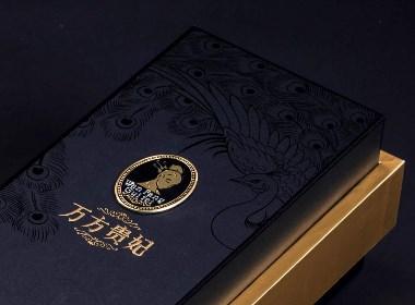 """山东烟台红酒品牌""""万方贵妃""""全案开发 古一设计"""