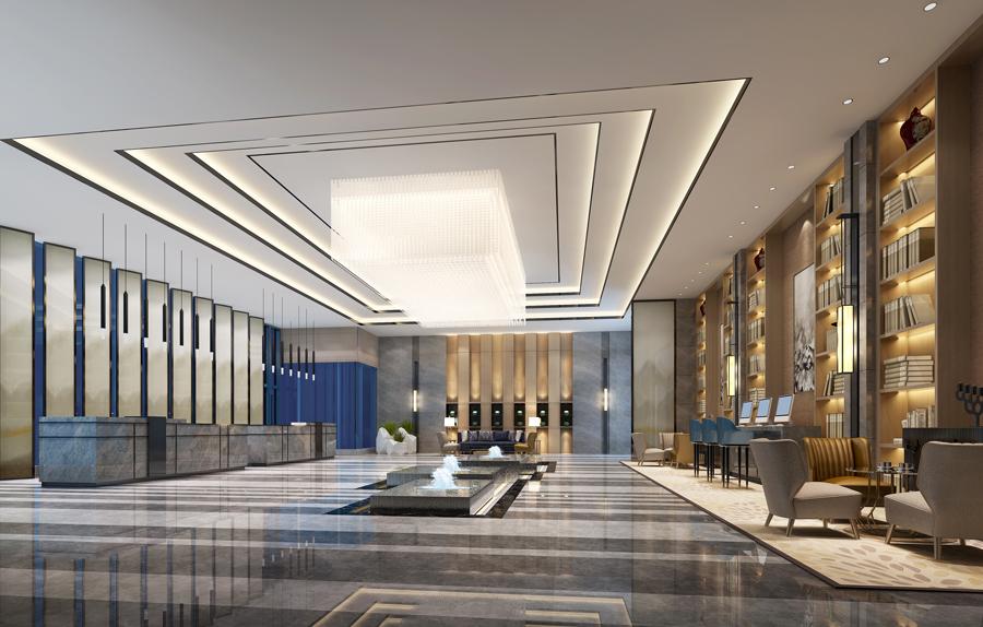 重庆万海精品酒店设计