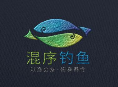 混序钓鱼品牌LOGO设计