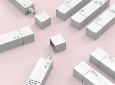 Sephora Clinic 化妆品包装设计
