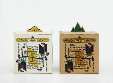 原创品牌-茶叶包装设计