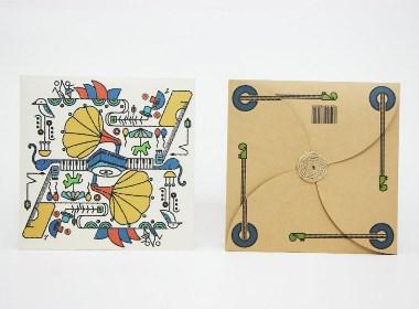 原创品牌CD包装设计