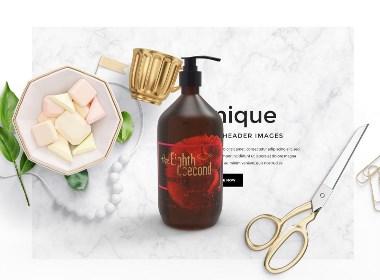 第八秒洗护系列 洗发水 沐浴露 护发素 洗手液 婴儿沐浴露包装设计